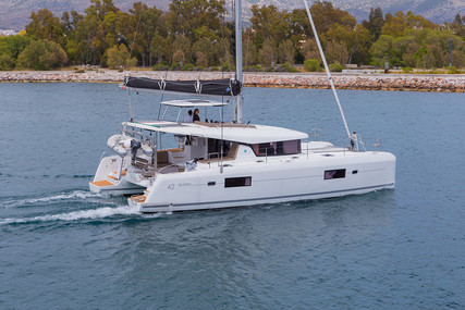 Lagoon 42 for sale in Greece for €350,000 (£301,776)