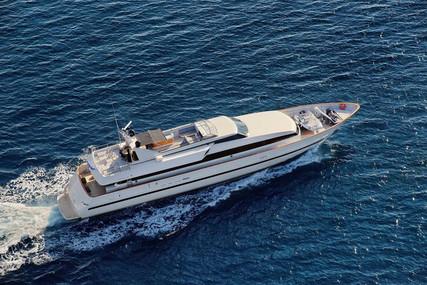Baglietto 120 for sale in Greece for €1,450,000 (£1,256,249)