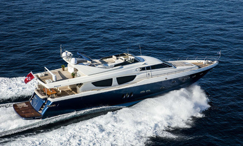 Image of Posillipo Technema 85 for sale in Greece for €1,750,000 (£1,516,162) Greece