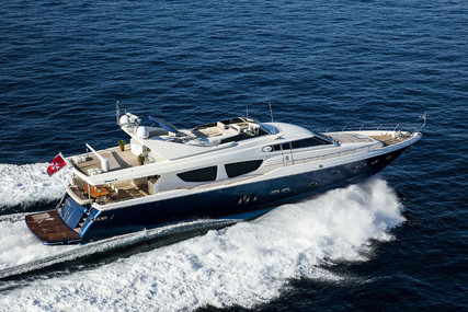 Posillipo Technema 85 for sale in Greece for €1,750,000 (£1,508,959)