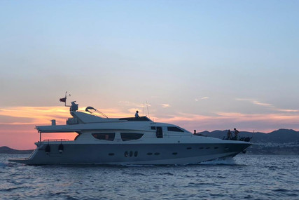 Posillipo Technema 85 for sale in Greece for €1,300,000 (£1,120,101)
