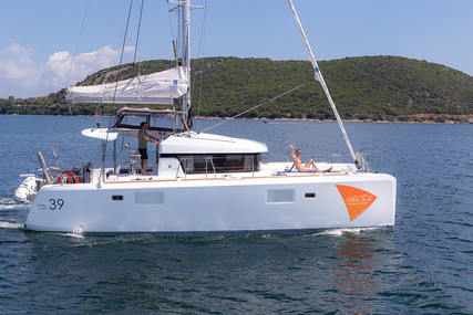 Lagoon 39 for sale in Greece for €255,000 (£220,869)