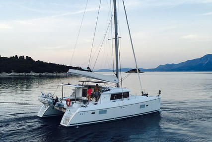 Lagoon 421 for sale in Greece for €340,000 (£294,492)