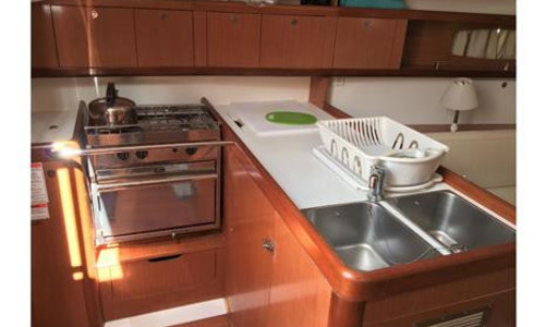 Image of Beneteau Oceanis 37 for sale in Saint Vincent and the Grenadines for $98,900 (£70,826) Grenada W.I., Saint Vincent and the Grenadines