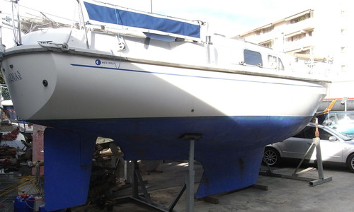 Image of Westerly Marine 33 LONGBOW for sale in France for €15,000 (£13,023) Antibes, Antibes, , France