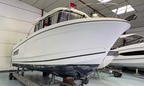 Image of Jeanneau Merry Fisher 855 Marlin for sale in France for €69,000 (£59,327) Beaulieu, , France
