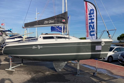 B2 Marine Blue Djinn for sale in France for €32,000 (£27,852)