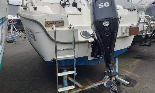 Image of Jeanneau MERRY FISHER 530 CABINE for sale in France for €10,000 (£8,550) France