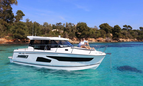 Image of Jeanneau Merry Fisher 1095 for sale in Italy for €207,196 (£176,454) Campania, , Italy