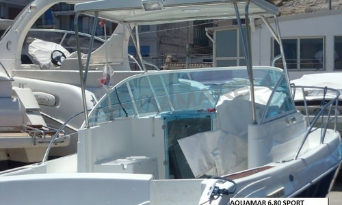 Image of AQUAMAR 680 WA for sale in Italy for €27,000 (£23,086) Italy