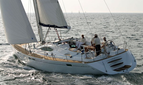 Image of Jeanneau Sun Odyssey 54 DS for sale in Italy for €185,000 (£158,768) Sicilia, Sicilia, , Italy