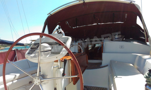 Image of Jeanneau Sun Odyssey 43 DS for sale in Italy for €105,000 (£90,125) Sicilia, , Italy