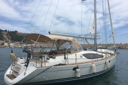 Jeanneau Sun Odyssey 45 DS for sale in Greece for €155,000 (£133,022)