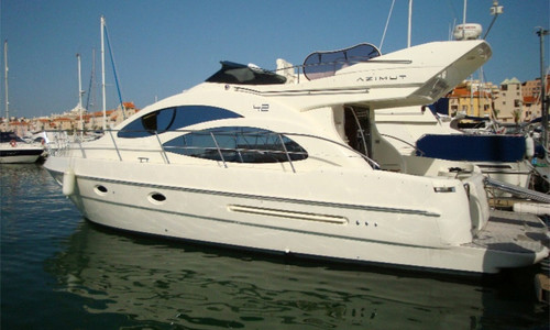 Image of Azimut Yachts 42 Evolution for sale in Portugal for €159,000 (£137,100) Parchal, , Portugal