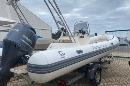 Capelli TEMPEST 650 for sale in Portugal for €55,000 (£47,503)