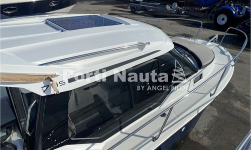 Image of Jeanneau Merry Fisher 795 for sale in Portugal for €56,098 (£48,762) Portugal