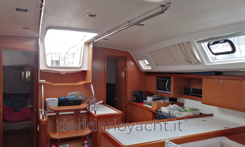 Image of Beneteau Oceanis 46 for sale in Italy for €135,000 (£117,204) Cantiere Approdi, Basilicata, Puglia, , Italy