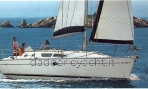 Image of Jeanneau Sun Odyssey 37 for sale in Italy for €55,000 (£47,062) Puglia, Puglia, , Italy