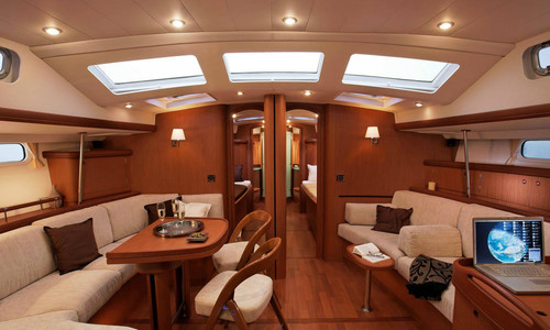 Image of Beneteau Oceanis 57 for sale in Greece for €267,000 (£229,739) Athens, , Greece