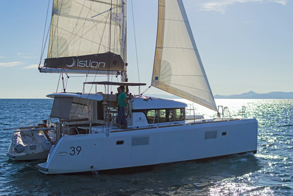 Lagoon 39 for sale in Greece for €260,000 (£225,544)