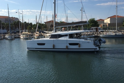 Fountaine Pajot Lucia 40 for sale in Spain for €364,399 (£316,107)