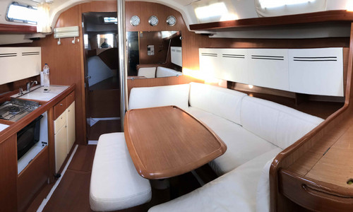 Image of Beneteau Cyclades 39.3 for sale in France for €78,500 (£67,688) st cyprien, st cyprien, , France