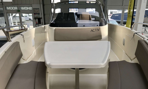 Image of Quicksilver Activ 755 Open for sale in France for €36,000 (£31,190) CAP D'AGDE, , France