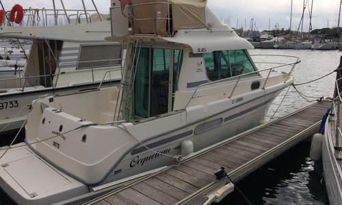Image of Ocqueteau 885 FLY for sale in France for €55,000 (£47,871) LE CAP D'AGDE, LE CAP D'AGDE, LE CAP D'AGDE, LE CAP D'AGDE, , France