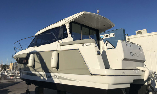 Image of Jeanneau NC 9 for sale in France for €112,900 (£96,911) SAINT CYPRIEN, , France