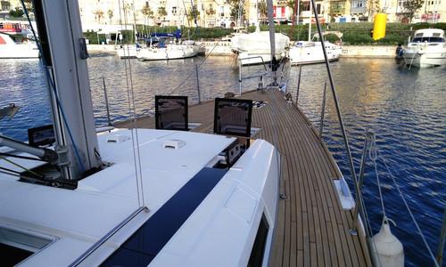 Image of Beneteau Oceanis 55 for sale in Malta for €420,000 (£362,131) Ta' Xbiex, , Malta