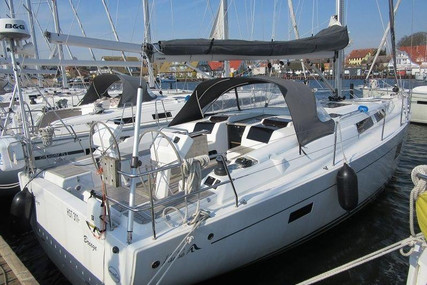 Hanse 455 for sale in Germany for €218,000 (£187,963)