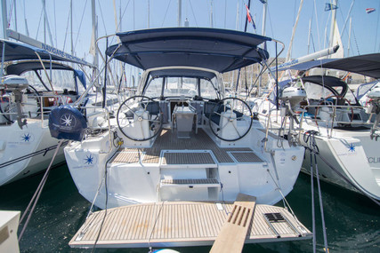 Beneteau Oceanis 41.1 for sale in Croatia for €129,000 (£110,731)