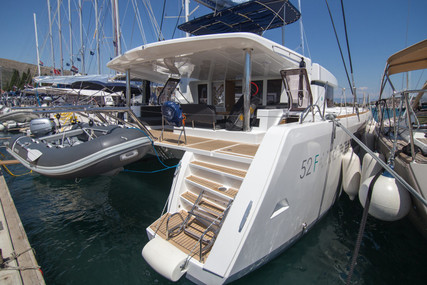 Lagoon 52 F for sale in Croatia for €395,000 (£340,576)