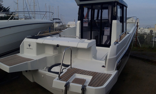 Image of Jeanneau Merry Fisher 795 Marlin for sale in France for €76,000 (£65,828) VANNES, , France