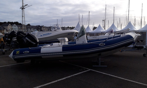 Image of Zodiac PRO OPEN 650 for sale in France for €17,900 (£15,508) VANNES, , France