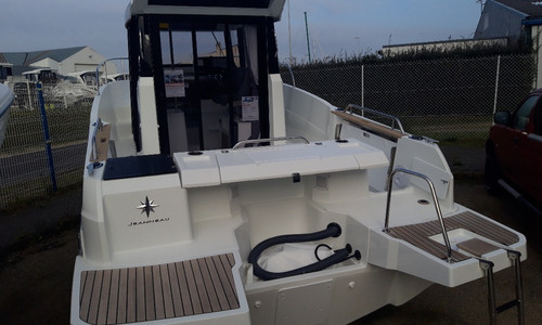 Image of Jeanneau Merry Fisher 795 Marlin for sale in France for €76,000 (£65,237) Arzon, , France