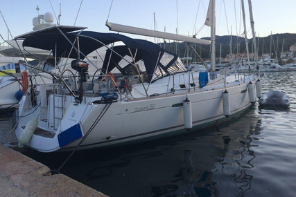 Beneteau Oceanis 50 for sale in France for €165,000 (£143,133)