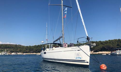 Image of Jeanneau Sun Odyssey 49i Performance for sale in Croatia for €99,000 (£85,364) Kaštel Gomilica, , Croatia