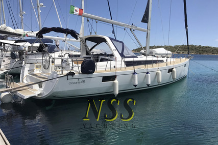 Beneteau Oceanis 48 for sale in Spain for €185,000 (£160,483)