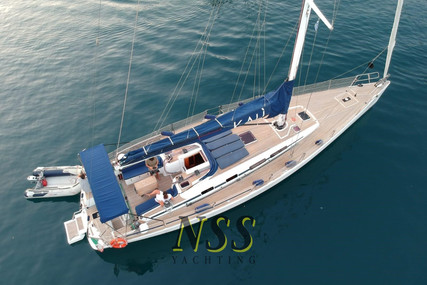 Grand Soleil 56 for sale in Italy for €390,000 (£335,325)