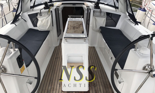 Image of Beneteau Oceanis 35.1 for sale in Italy for €120,000 (£102,406) Toscana, , Italy