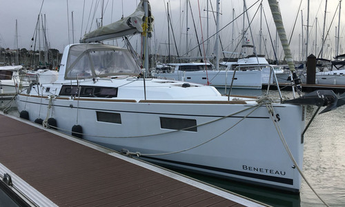 Image of Beneteau Oceanis 35.1 for sale in France for €133,000 (£114,681) Brest, Brest, , France