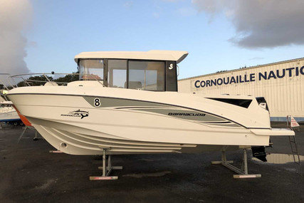 Beneteau Barracuda 8 for sale in France for €71,000 (£61,497)