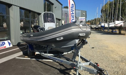 Image of Highfield 540 Ocean Master for sale in France for €19,900 (£17,236) CONCARNEAU, , France