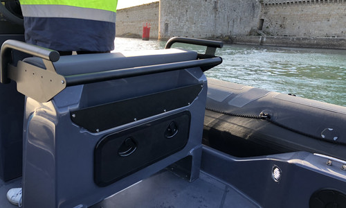 Image of Zodiac Pro 550 for sale in France for €29,800 (£25,655) CONCARNEAU, , France
