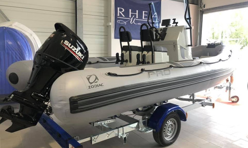 Image of Zodiac Pro 550 for sale in France for €33,000 (£28,590) Concarneau, , France