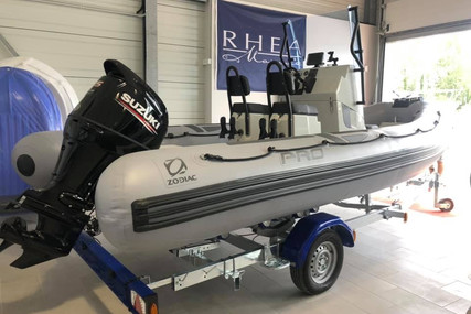 Zodiac Pro 550 for sale in France for €33,000 (£28,410)