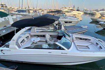 Four Winns Horizon 240 for sale in France for €89,000 (£76,097)