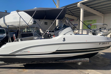 Beneteau Flyer 5.5 Sundeck for sale in Spain for €35,500 (£30,881)