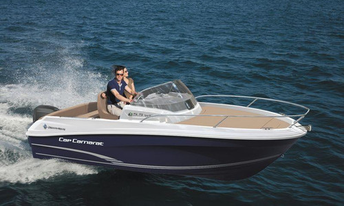 Image of Jeanneau Cap Camarat 5.5 WA for sale in Spain for €27,773 (£23,948) Spain